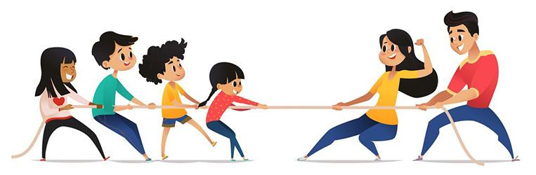 #My21DayLockdownActivity   Parents vs Children