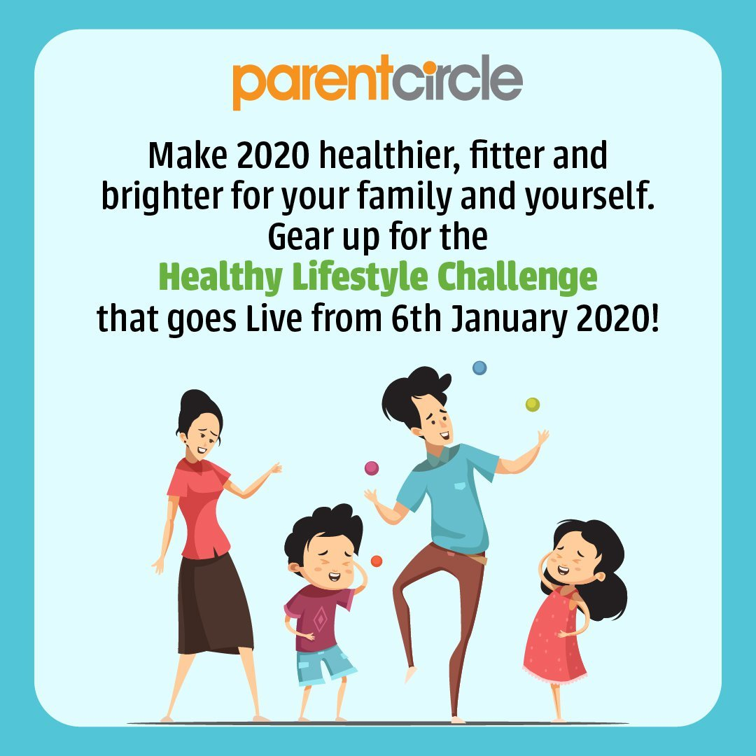 7-Day Healthy Lifestyle Challenge 2020!