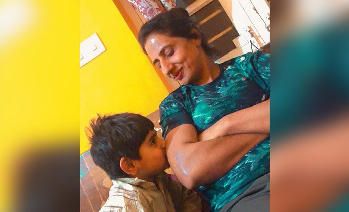 I Returned To Wrestling To Support My Child: Gursharan Preet Kaur, South Asian Games Gold Medalist