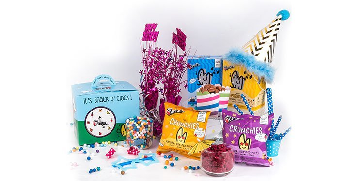 #RealFoodInABag Is What The Mumum Co's Snack Range Is All About!