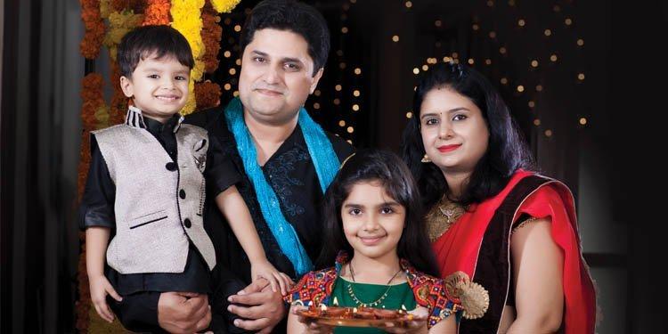 Celebrating Diwali As A Family