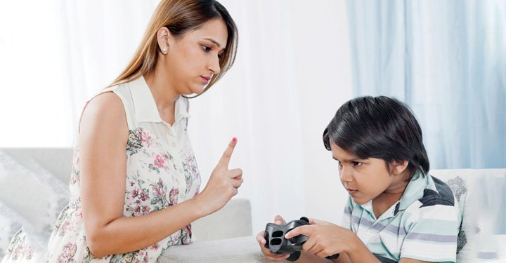 How To Be Firm With Your Child