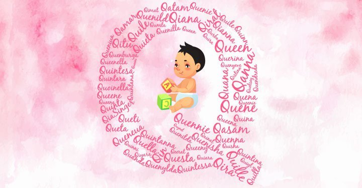Baby Girl Names Starting With Q