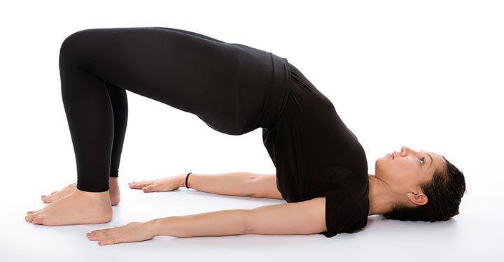 Yoga Poses For Breastfeeding Moms
