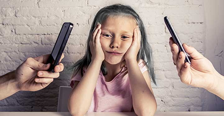 What Kids Feel About Their Parent's Use Of Gadgets