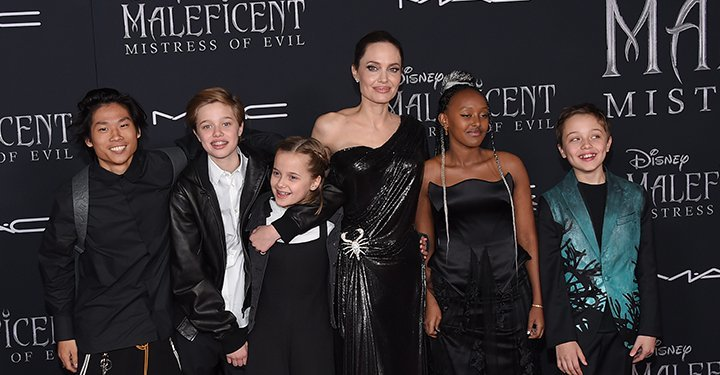 Angelina Jolie's Open Letter To Parents On Handling COVID-19