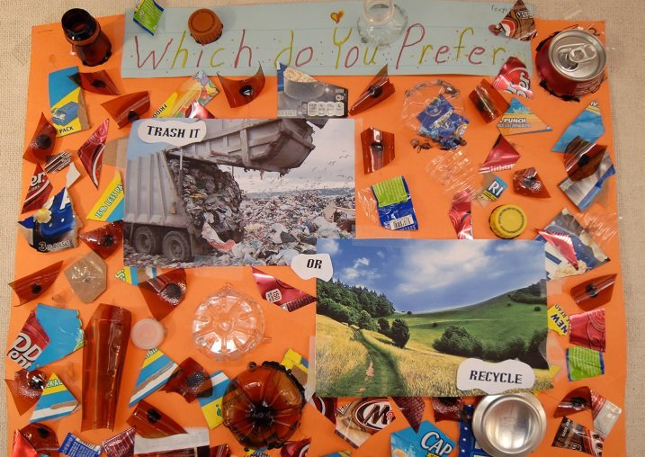 Top Five Best-Out-Of-Waste Ideas For School Projects : Classes 1 to 5