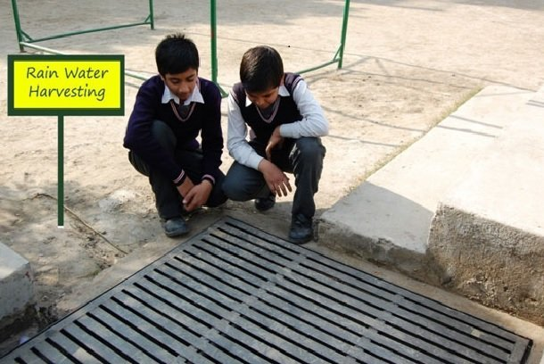 How To Teach Your Child About Rainwater Harvesting
