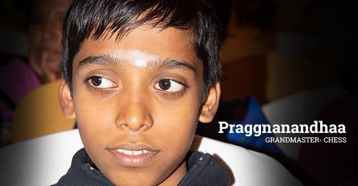 The Story Of India's Youngest Chess Grandmaster Praggnanandhaa