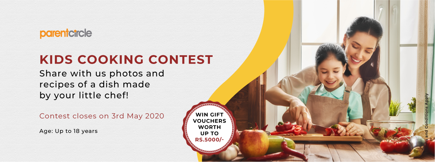 KIDS COOKING CONTEST!