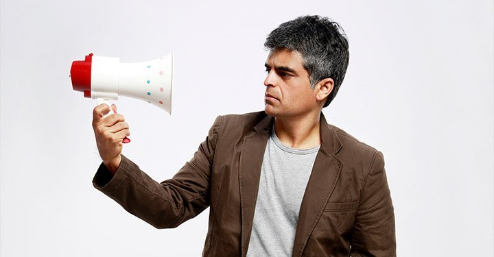 Parenting Is No Joke, Says Stand-Up Comedian Atul Khatri