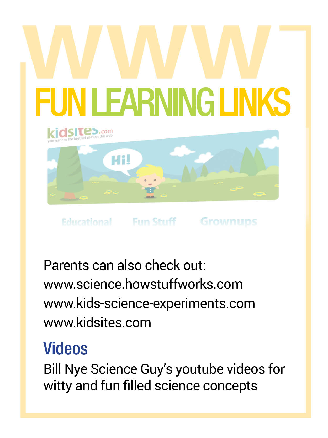 Ways To Help Your Child To Learn Naturally