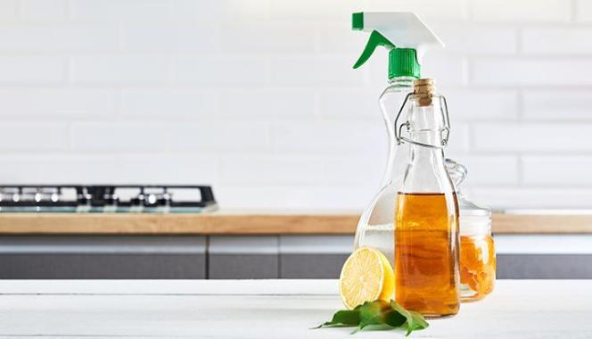 5 Eco-friendly cleaners to keep your home and kitchen sparkling clean