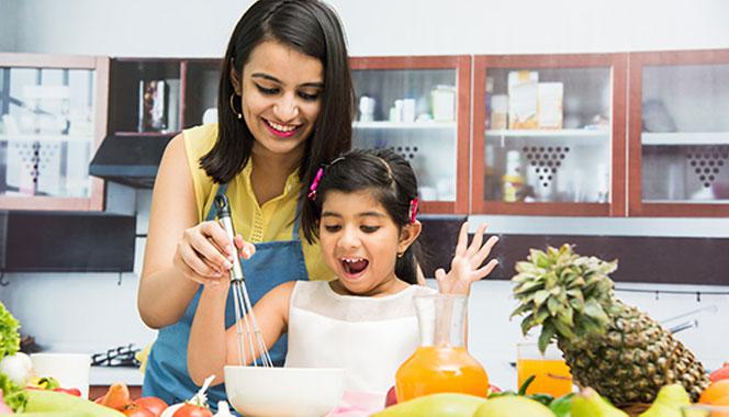 Fun Recipes For Children To Try