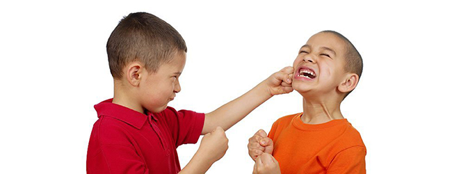 Raising a Non-Violent Child