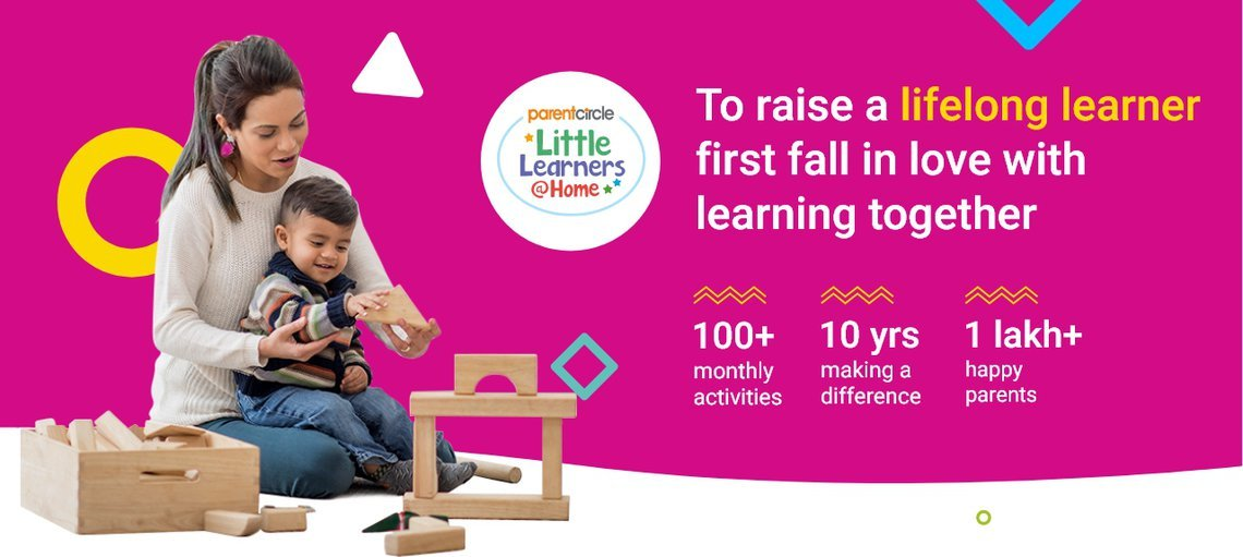 Little Learners @ Home | Home Learning Programme for Preschoolers