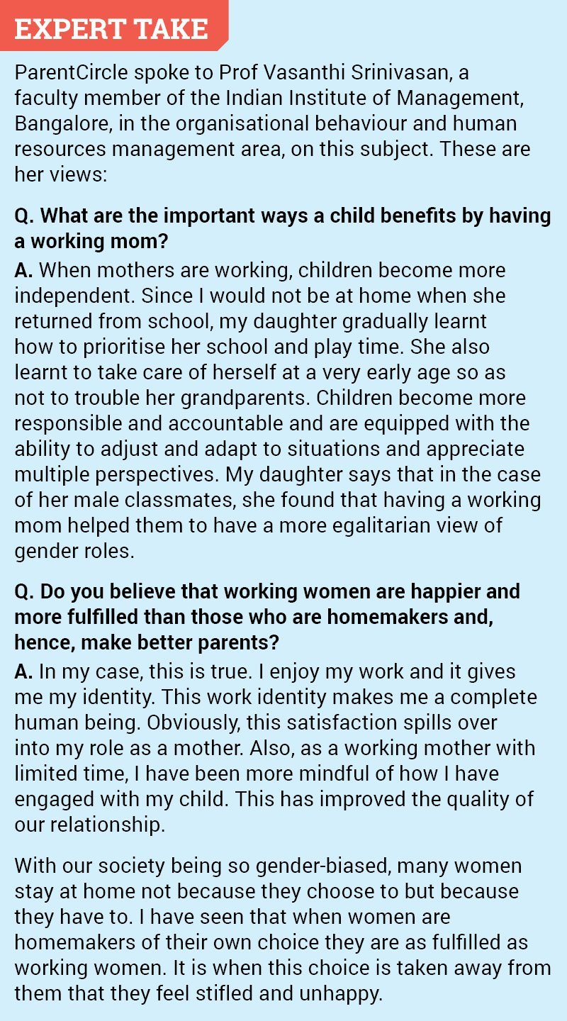 Is it time to stop bashing the working mom?