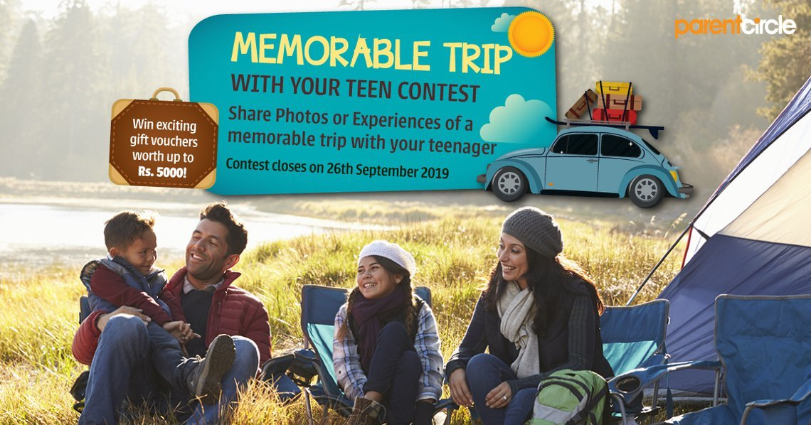 CONTEST ALERT - Memorable Trip with your Teen Contest