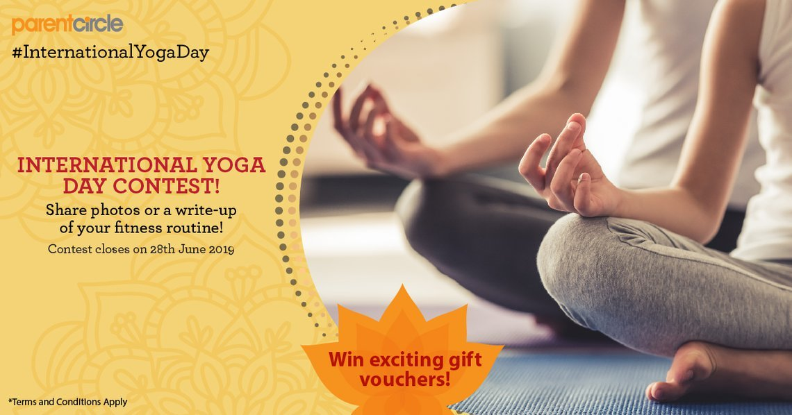 CONTEST ALERT - International Yoga Day Contest