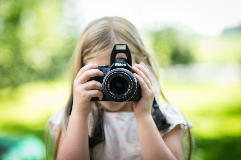 4 Ways Photography Can Help Your Child Beat Stress