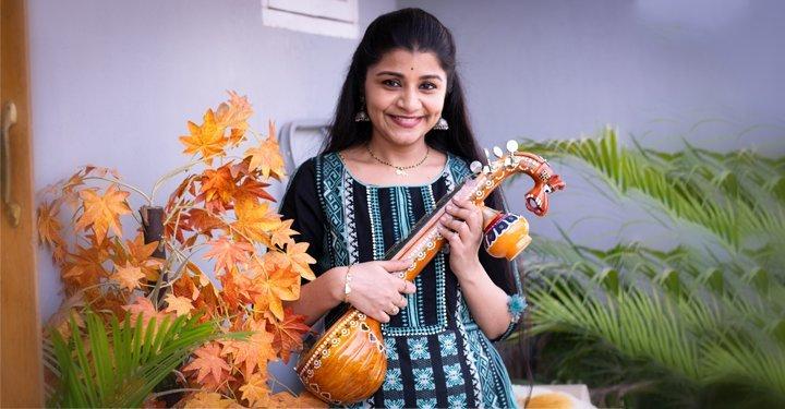 Veena On 'Veena': A Musical Masterpiece