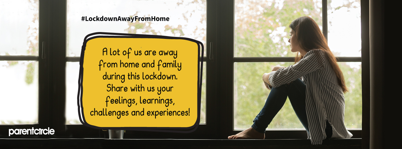 #LockdownAwayFromHome   We're all in this together and you are not alone!