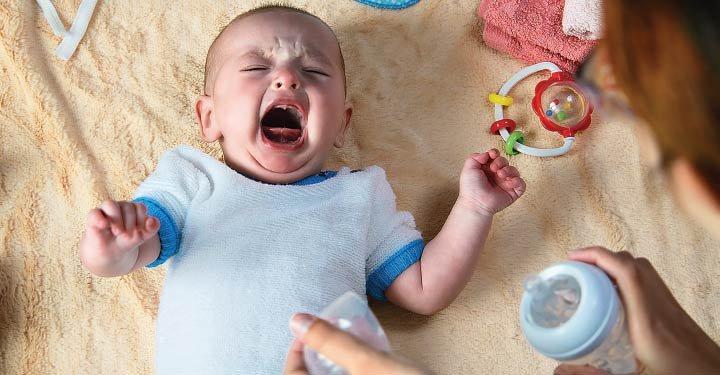 Acid Reflux In Infants