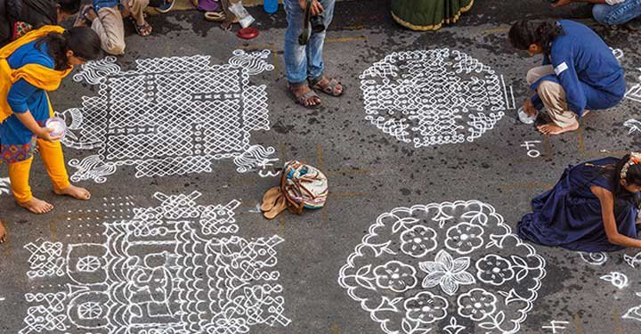 Pongal: Then And Now