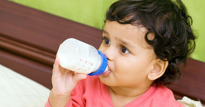Milk For Children – Types And Benefits