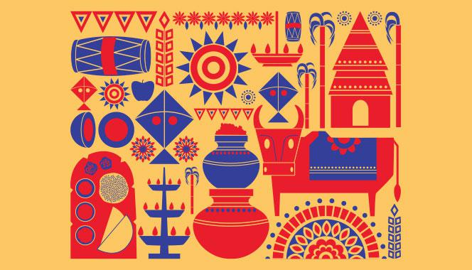 A look at the various rituals and celebrations that mark the harvest festivals of different parts of India