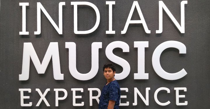 Indian Music Experience: Hitting The Right 'Notes'