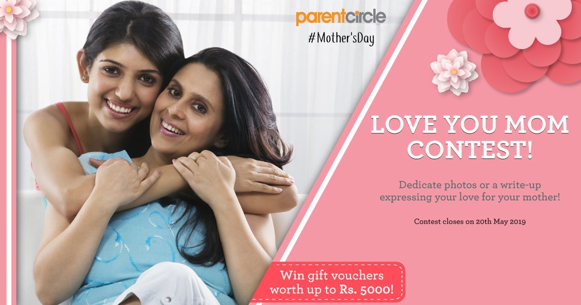CONTEST ALERT 6 - MOTHER'S DAY CONTEST: Love You Mom!