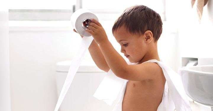 Does Your Child Refuse To Be Toilet-Trained?