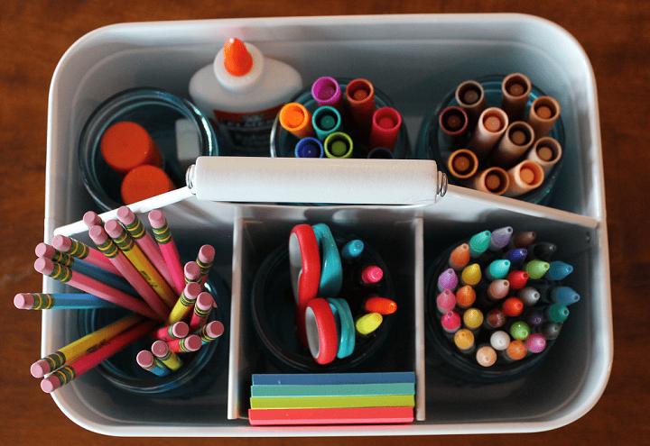 How to Tackle Clutter in Your Preschooler's Room