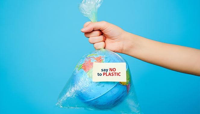 Unable to avoid the use of plastics? Try these simple and easy hacks to help you banish plastic from your house