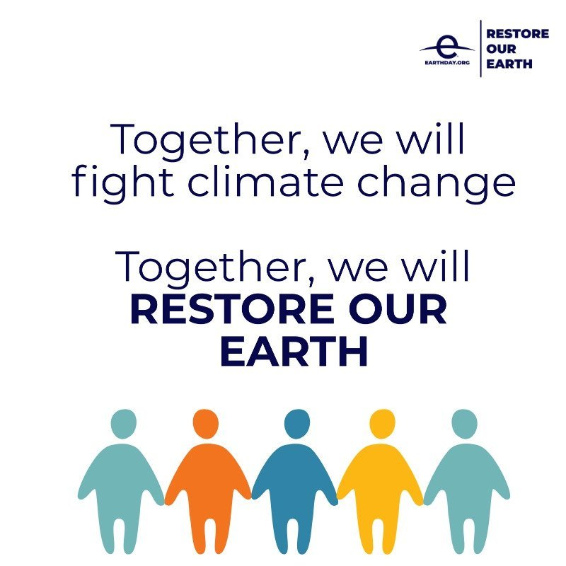 Earth Day 2021 | Restore Our Earth