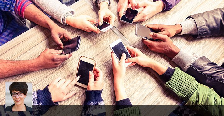 Is your family's smartphone behaviour healthy?