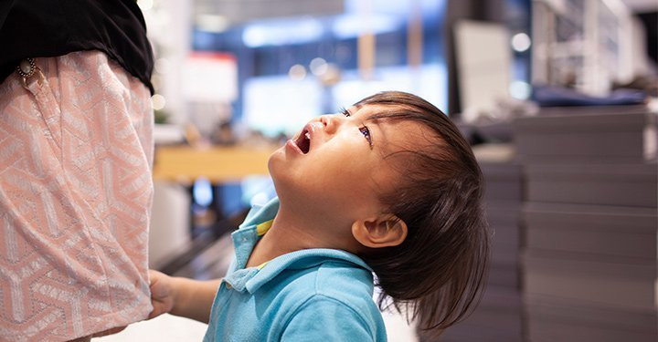 Why Your Child Whines And How To Respond Effectively