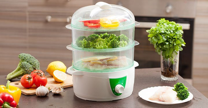 How To Choose The Best Food Steamer