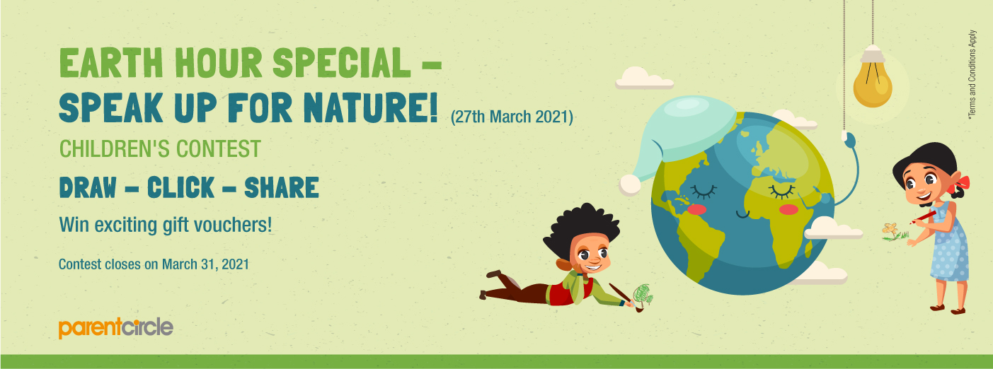 CONTEST ALERT - EARTH HOUR SPECIAL CONTEST!!