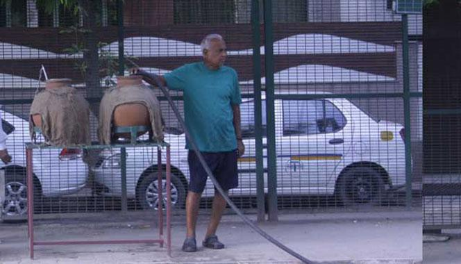 Cancer survivor to water saviour: Journey of the Matka Man from Delhi