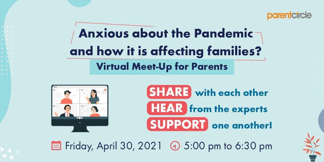 Virtual Parent Meet-Up | April 30, 2021