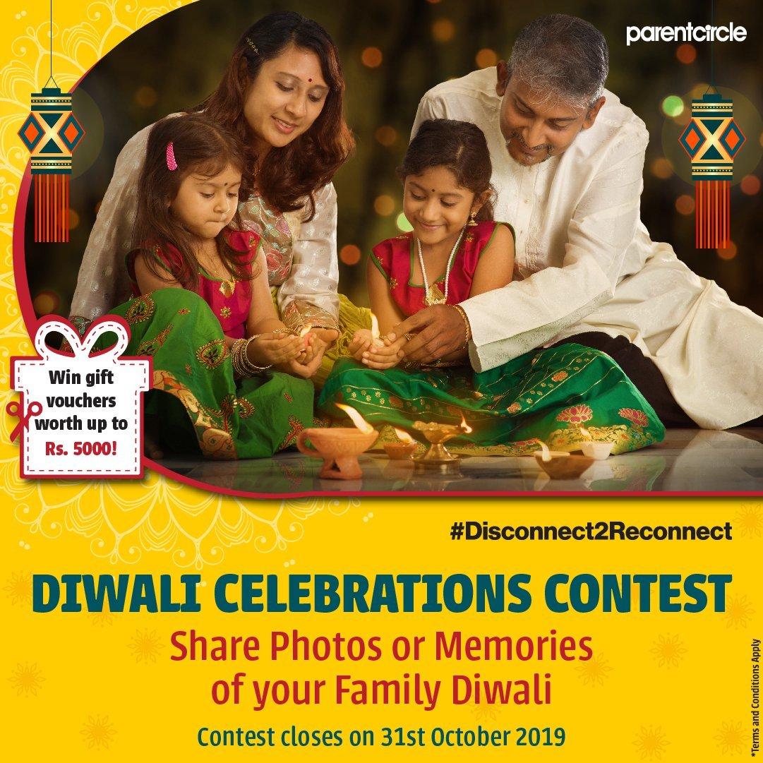 CONTEST ALERT 9 - Diwali Celebrations Contest