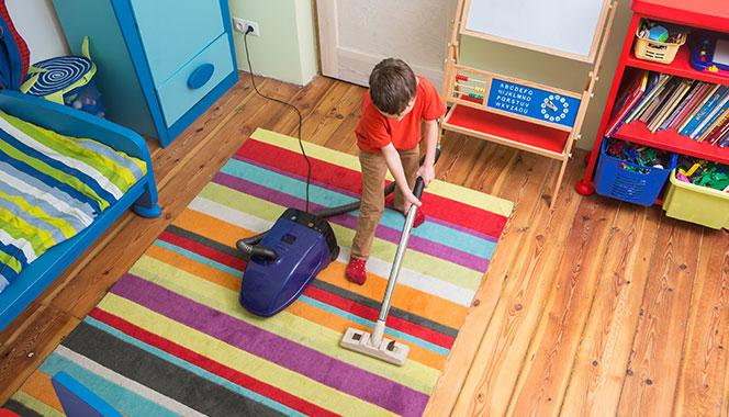 Children With Clean Rooms Get Better Grades. Here's Why.