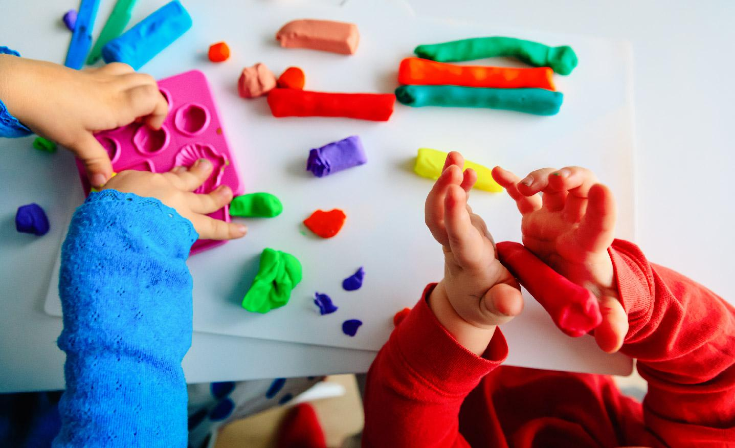Clay Modelling For Kids. Here Are The Many Benefits Of Playing With Clay