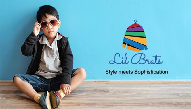 Couture for Lil' Brats: For trendy boys clothes