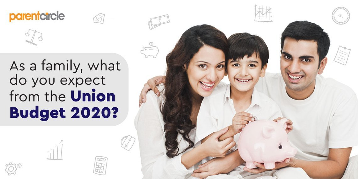 #UnionBudget2020 | As an Indian Parent, what do you expect from the Union Budget 2020?