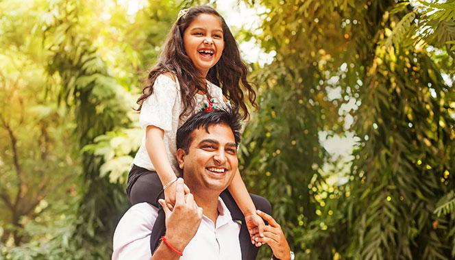 Daddy's little girl: A father recollects raising his daughter