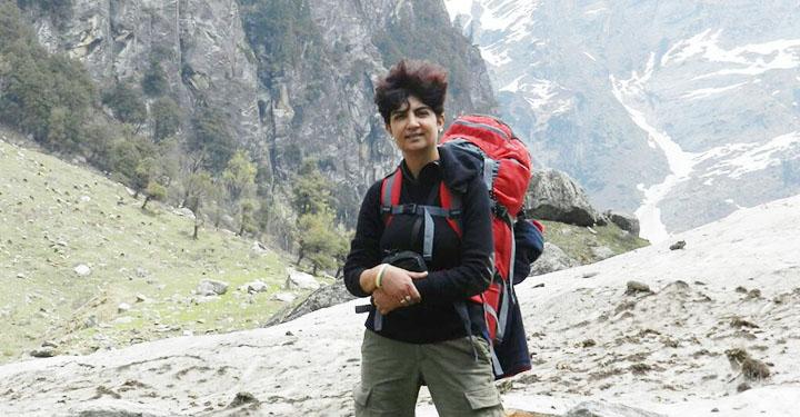 Meet Major Priya Jhingan, First Lady Cadet of the Indian Army
