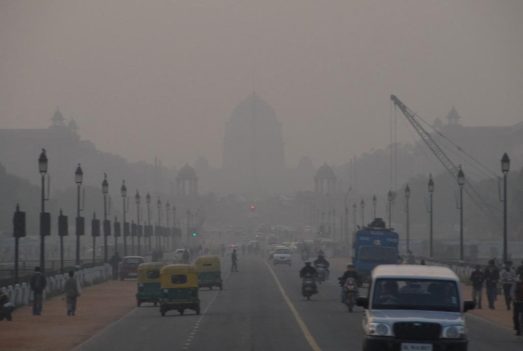 Air Pollution Causes, Effects and Solutions